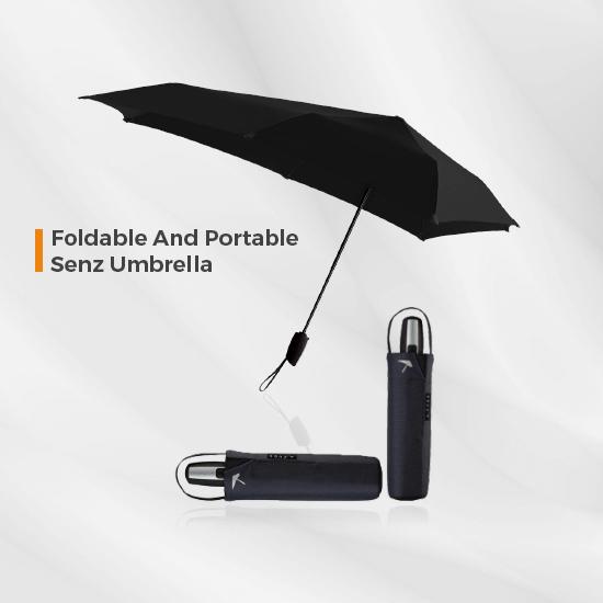 Automatic /& Smart in various colors and New Senz Umbrellas Original Manual
